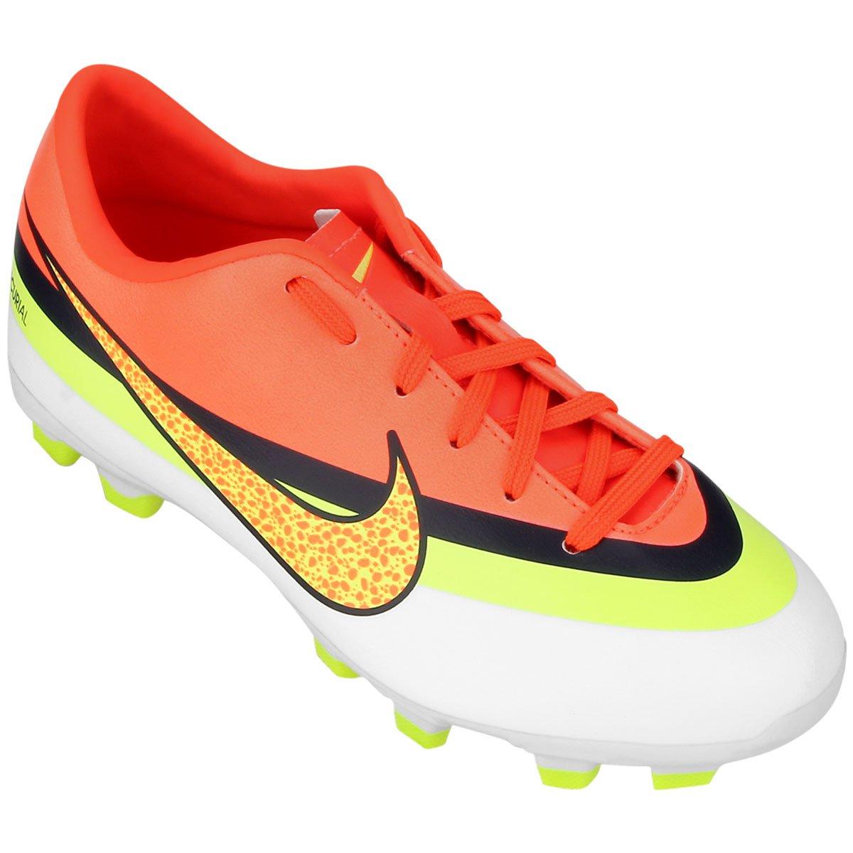 3ced53fbab Chuteira Nike Mercurial Victory 4 CR7 FG Infantil - Compre Agora ...