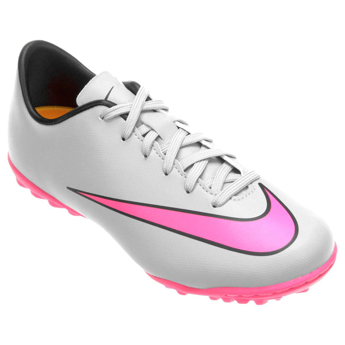 ad30c65354 ... aliexpress chuteira nike mercurial victory 5 tf society infantil compre  agora netshoes 5927b cb091