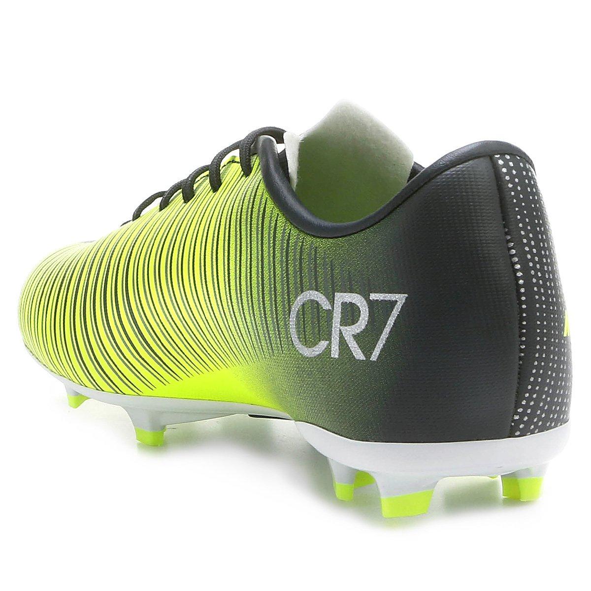 Chuteira Nike Mercurial Victory 6 CR7 FG Campo Infantil - Compre ... 2bba772d1d444