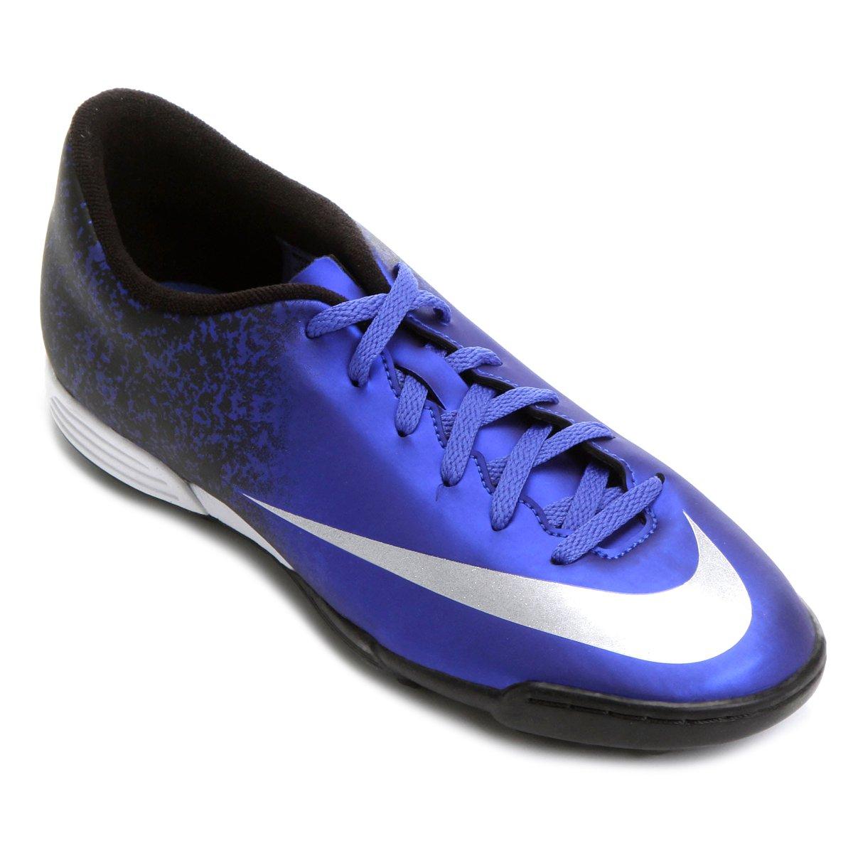 20f91539ec Chuteira Nike Mercurial Vortex 2 CR7 TF Society - Compre Agora ...