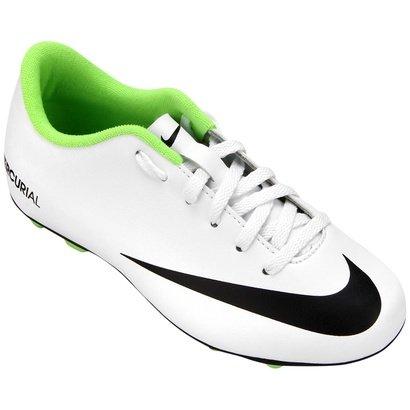 83f38bf878347 Chuteira Nike Mercurial Vortex FG-R Infantil - Compre Agora