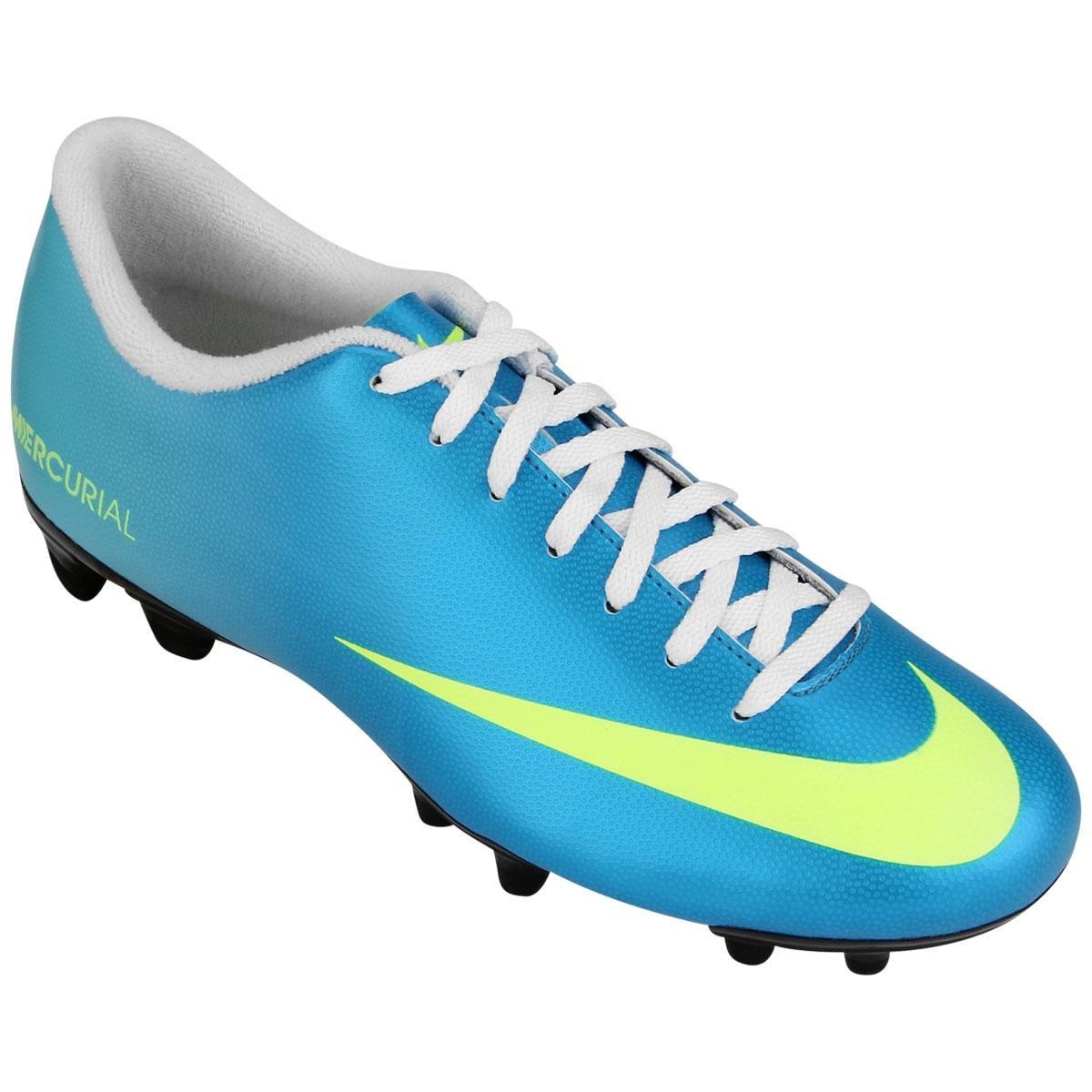 f4e272ea08 Chuteira Nike Mercurial Vortex FG - Compre Agora