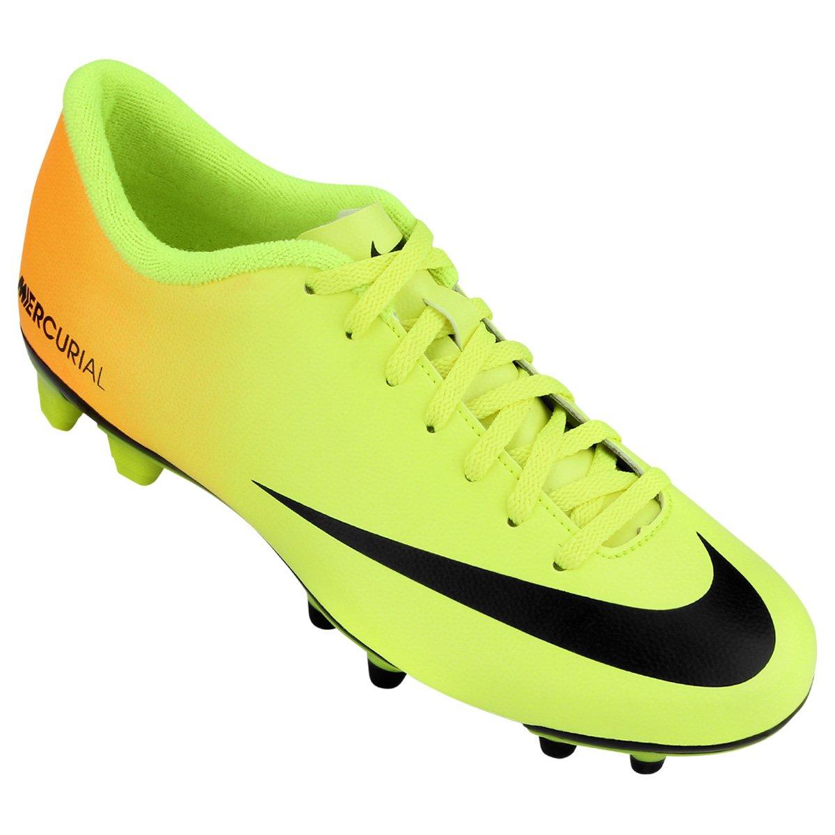 20b60966ab75b Chuteira Nike Mercurial Vortex FG | Netshoes