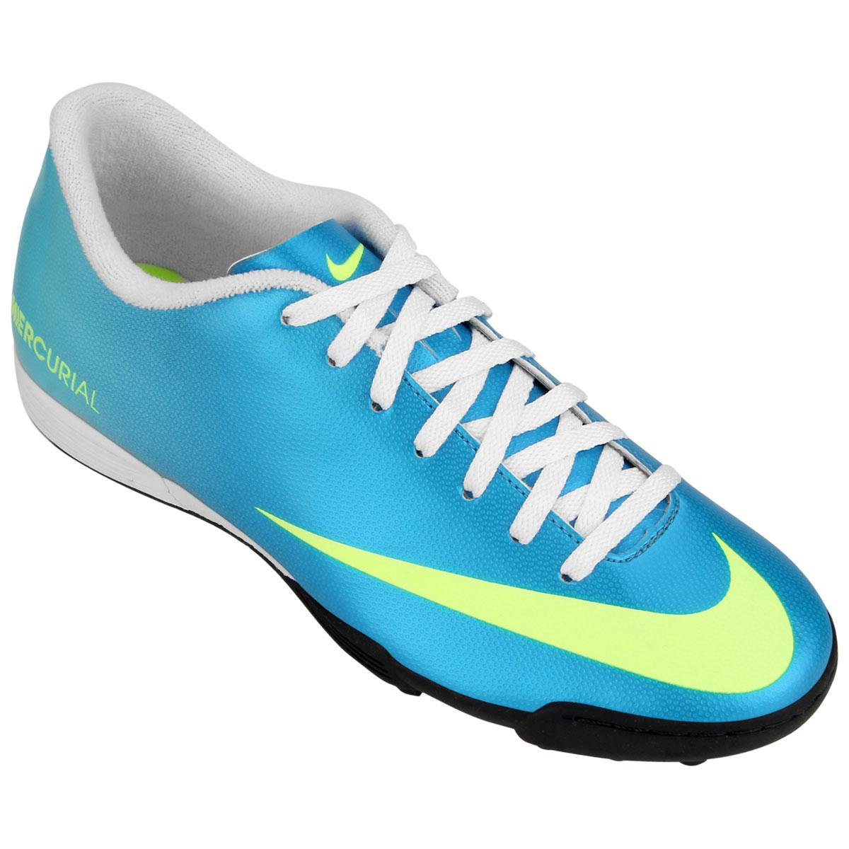 1138c0674 911ad 9bc21  purchase nike mercurial superfly cr7 netshoes . chuteira nike  mercurial vortex tf azul turquesa e verde