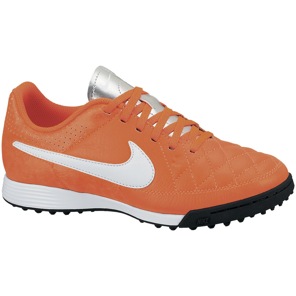 ea3f0f75e6 Chuteira Nike Tiempo Gênio Leather TF Society Infantil - Compre Agora