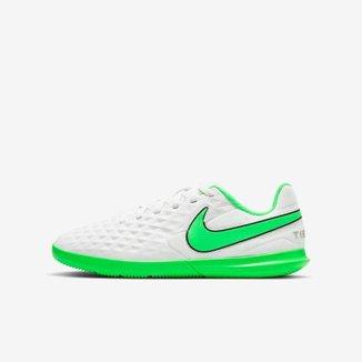 Chuteira Nike Tiempo Legend 8 Club Infantil