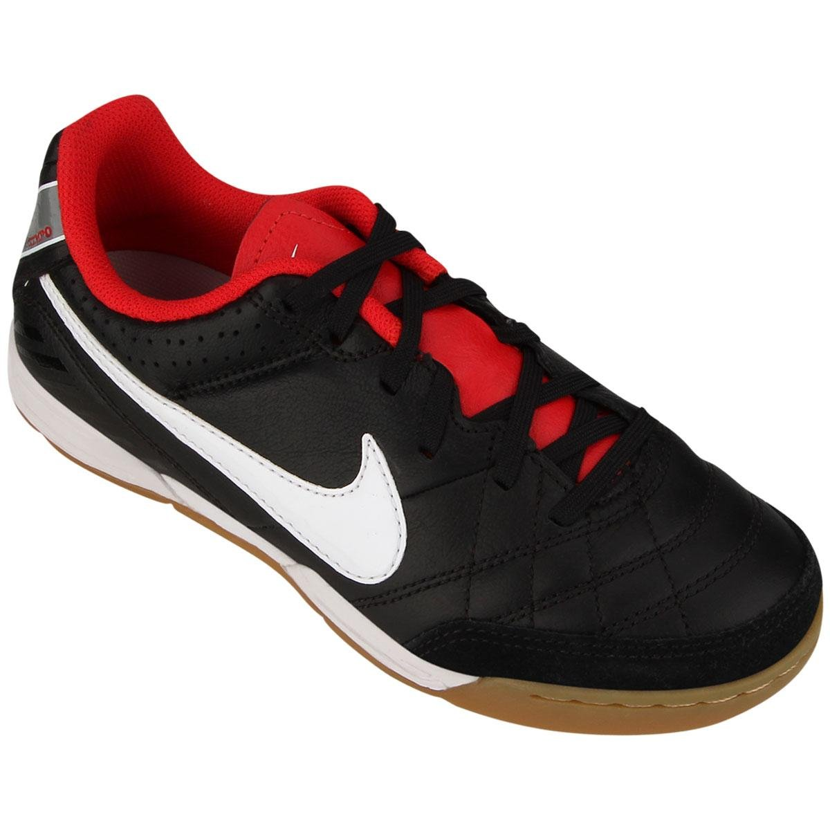 Chuteira Nike Tiempo Natural 4 IC Infantil - Compre Agora  75a7254014a30
