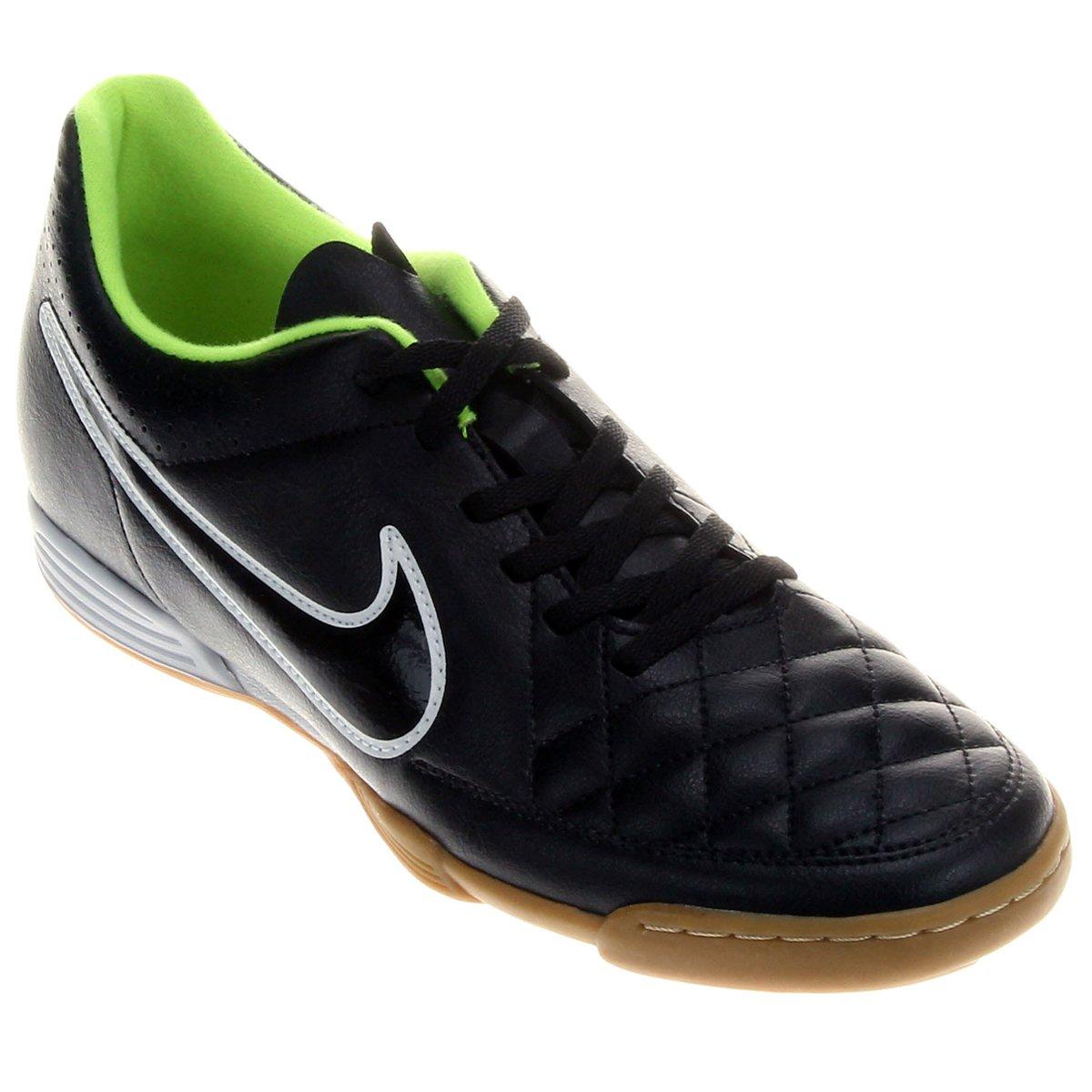 ac9e37cad8 Chuteira Nike Tiempo Rio 2 IC Futsal - Compre Agora