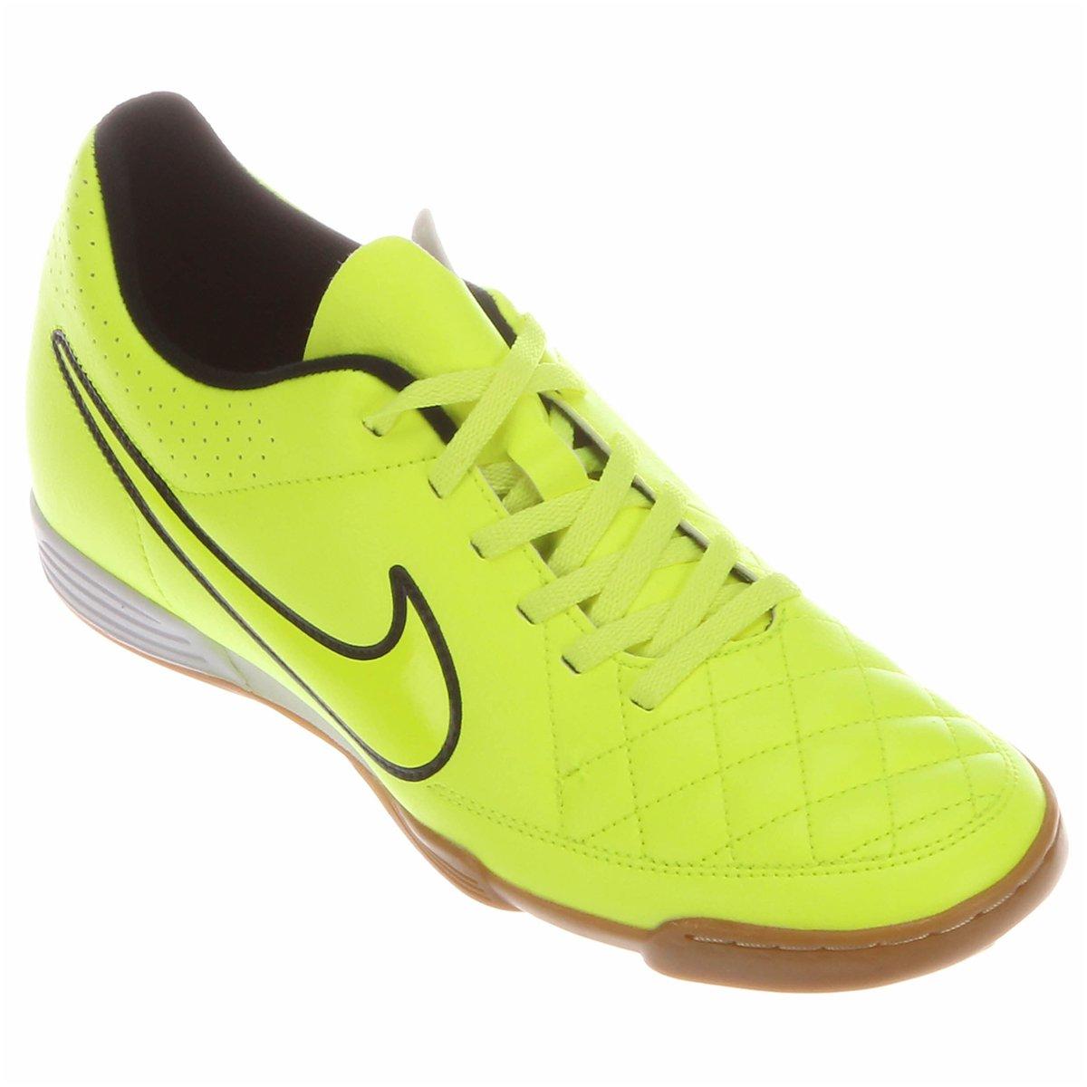 Chuteira Nike Tiempo Rio 2 IC Futsal - Compre Agora  c031c0d1a7f06