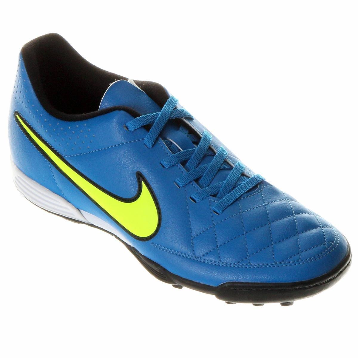 adb3b9c5d1 Chuteira Nike Tiempo Rio 2 TF Society - Compre Agora