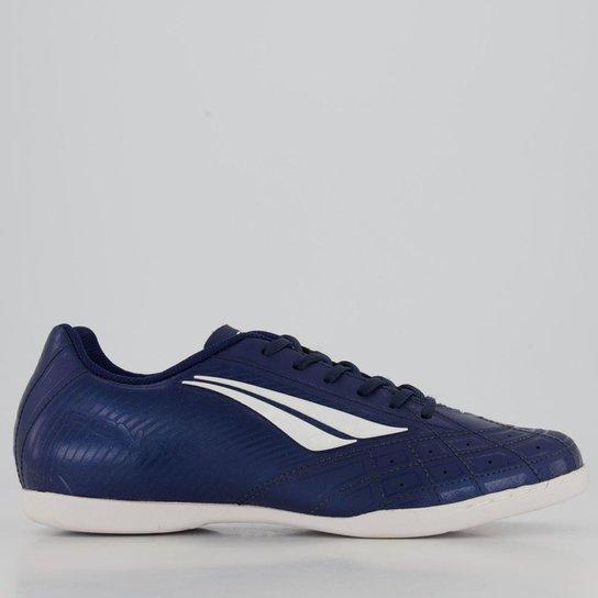 Chuteira Penalty Fúria XX Futsal - Azul