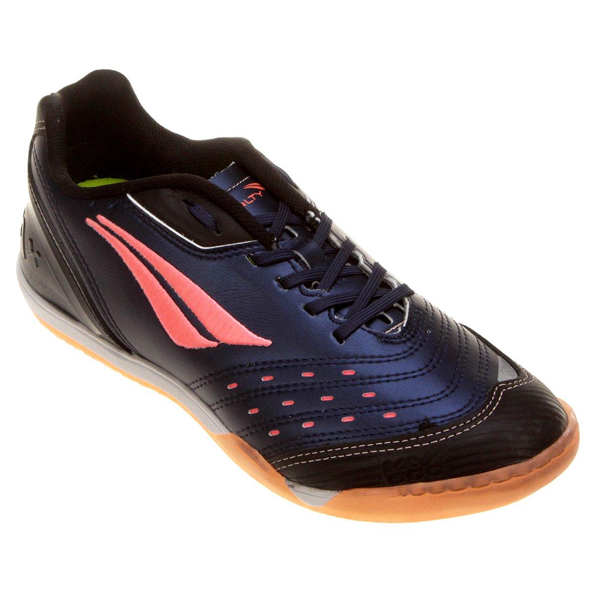 Chuteira Penalty Max 500 S Futsal - Compre Agora  c3e0a3cd646ea
