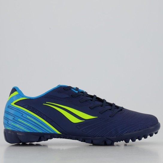 Chuteira Penalty Speed  Society - Azul