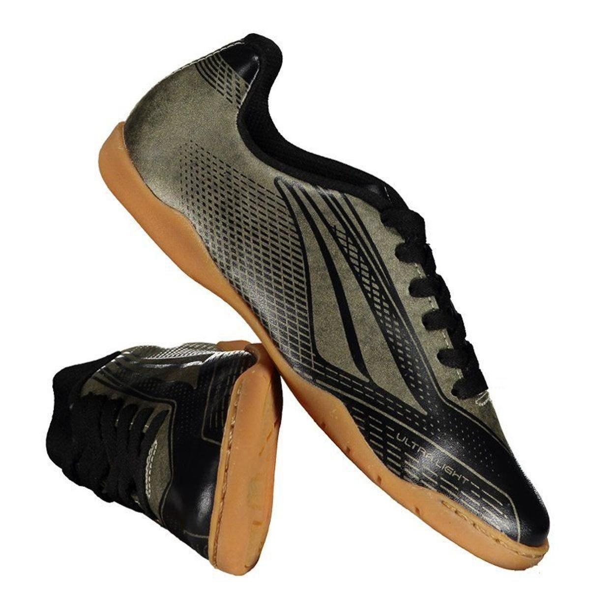 19f95412f8355 Chuteira Penalty Storm Speed VII Futsal Juvenil - Compre Agora ...