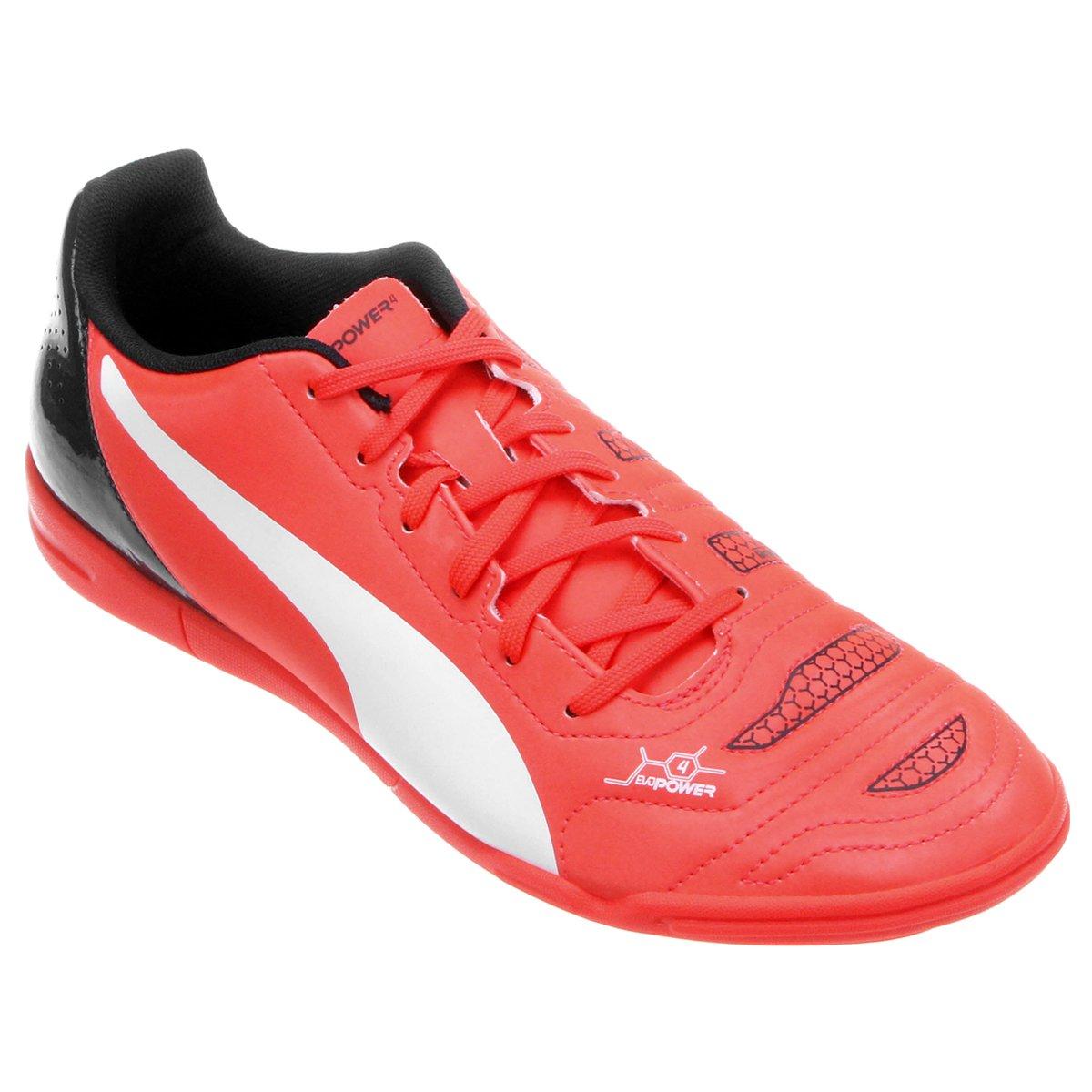 de308b07176 Chuteira Puma Evopower 4.2 IT Futsal - Compre Agora