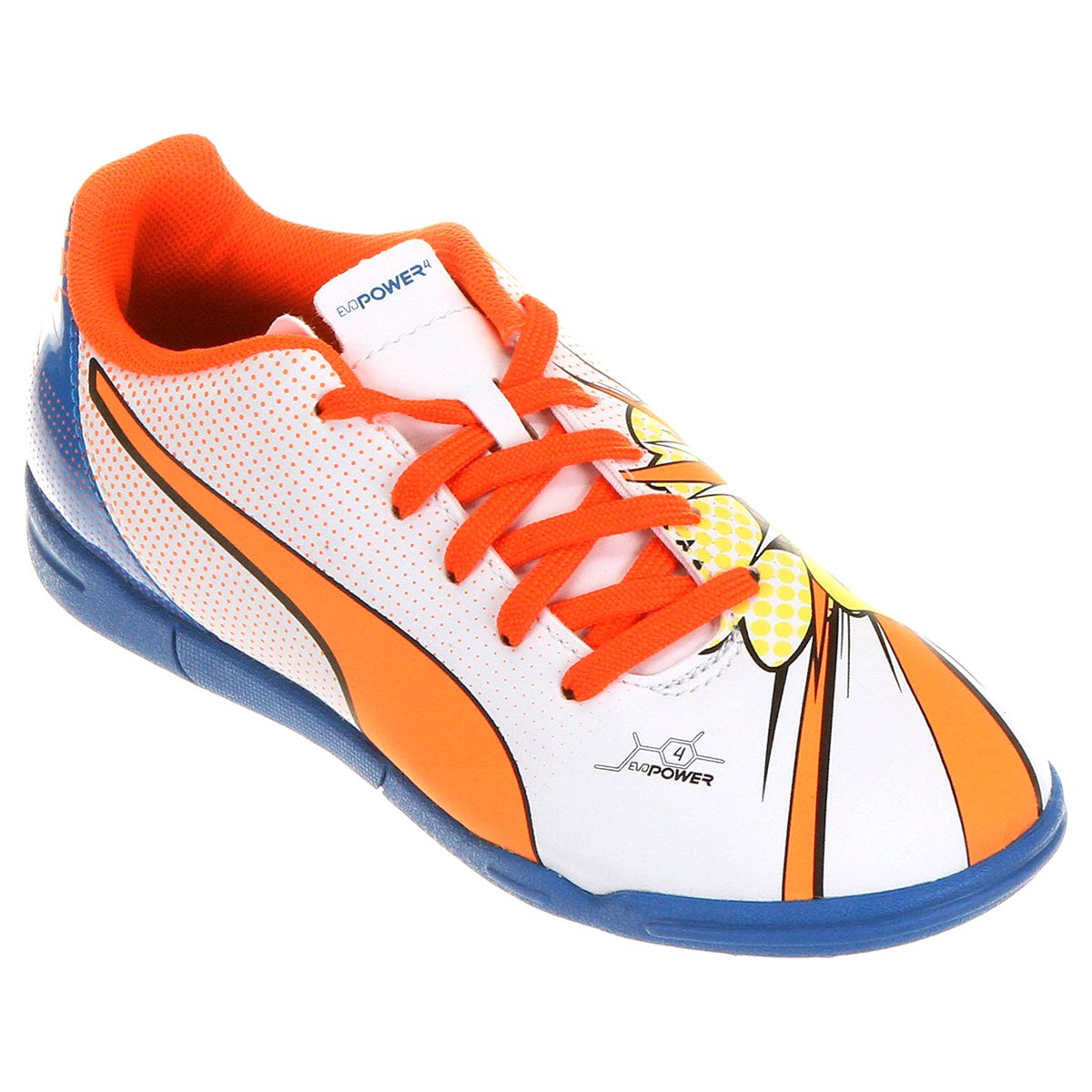 ... fashion styles Chuteira Puma Evopower 4.2 Pop TT Society Juvenil - Compre  Agora Netshoes df374 dce2a  latest discount Chuteira Puma Evopower Vigor 4  ... 02ac7df1b9821