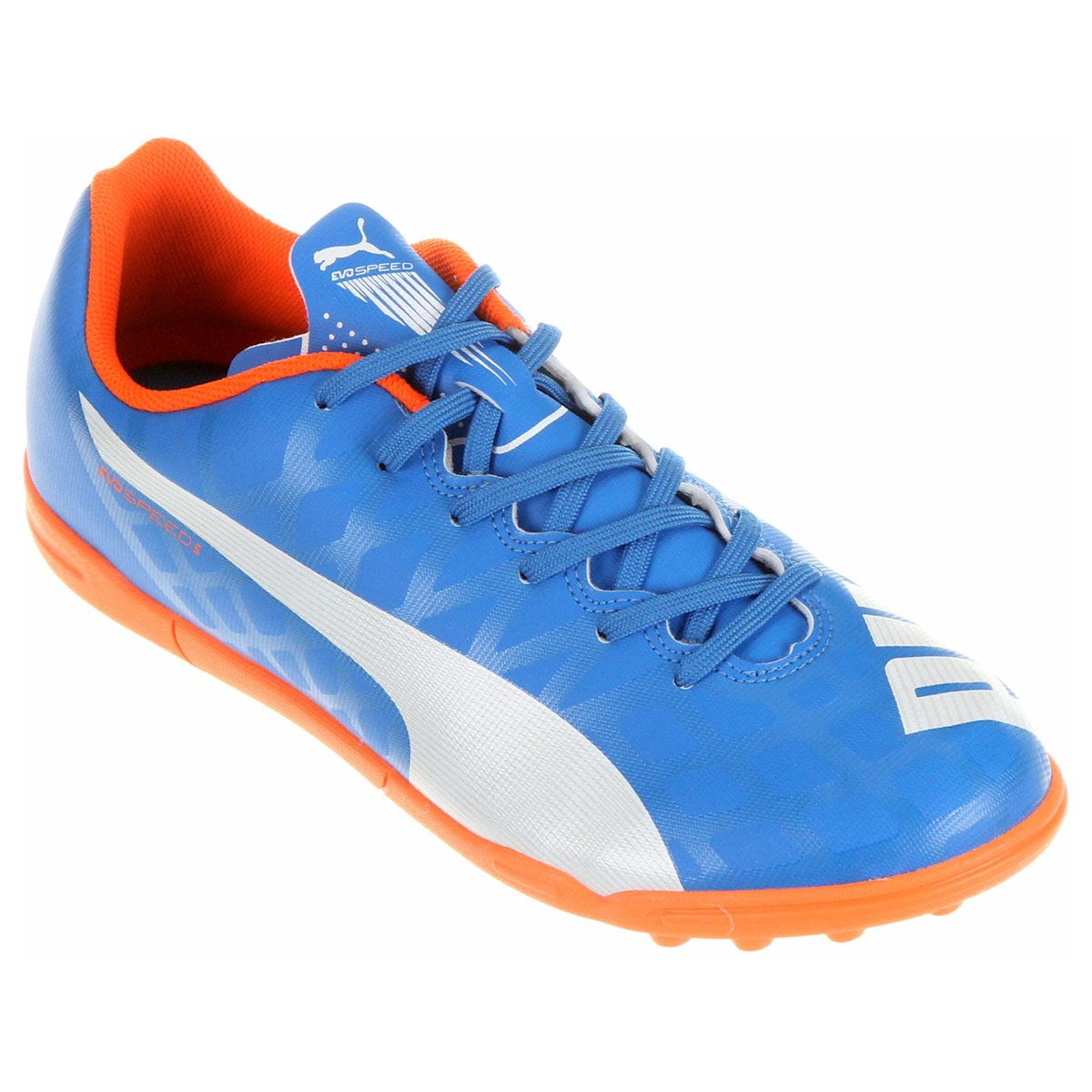 ... aliexpress Chuteira Puma Evospeed 5.4 TT Society - Compre Agora  Netshoes 0df23 b62eb ... 19c55b14b6524