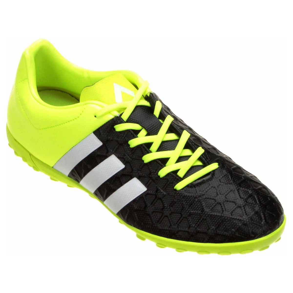 Chuteira Society Adidas Ace 15 4 TF Masculina - Compre Agora  ce1e0fde71140