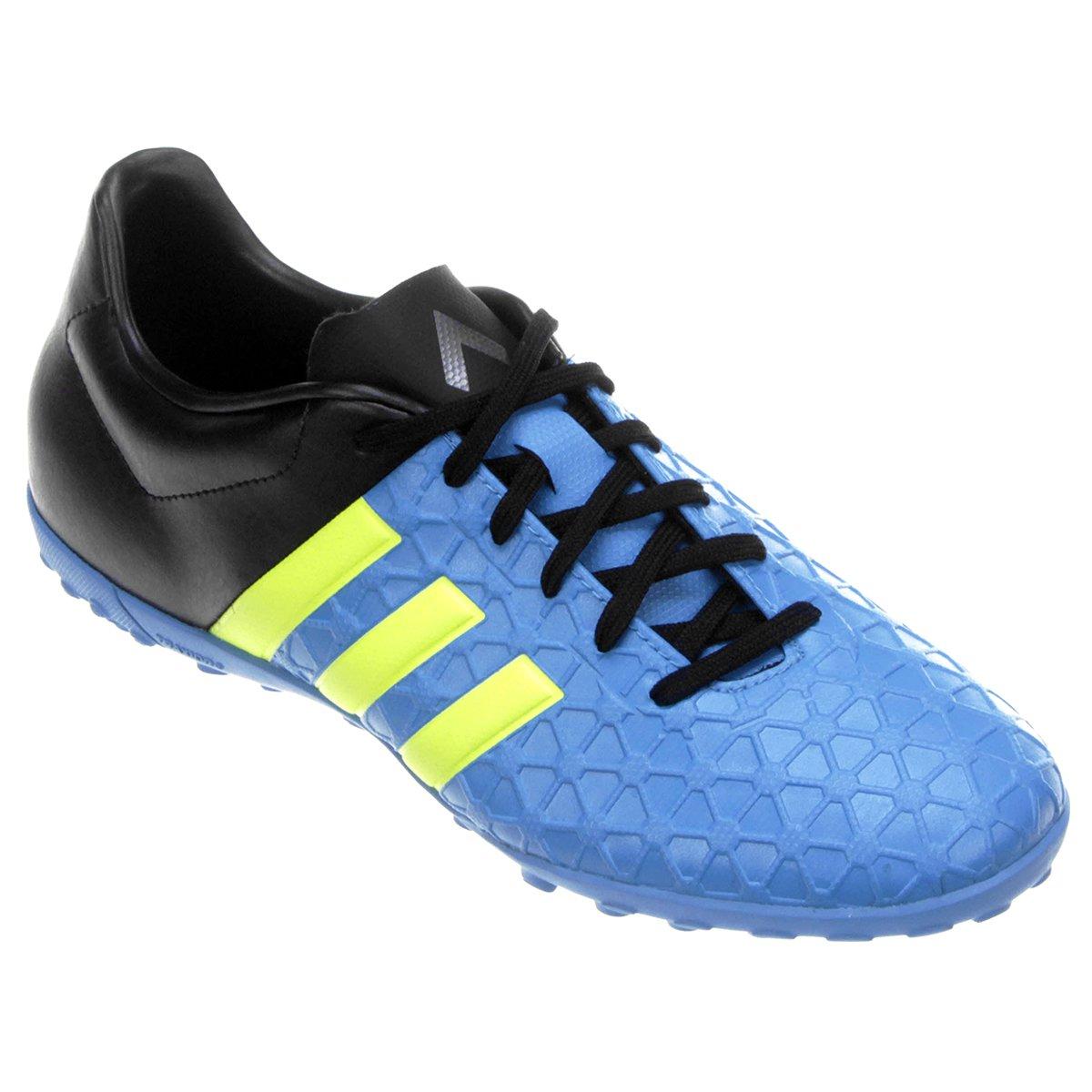 Chuteira Society Adidas Ace 15 4 TF Masculina - Compre Agora  1739fc5a83225