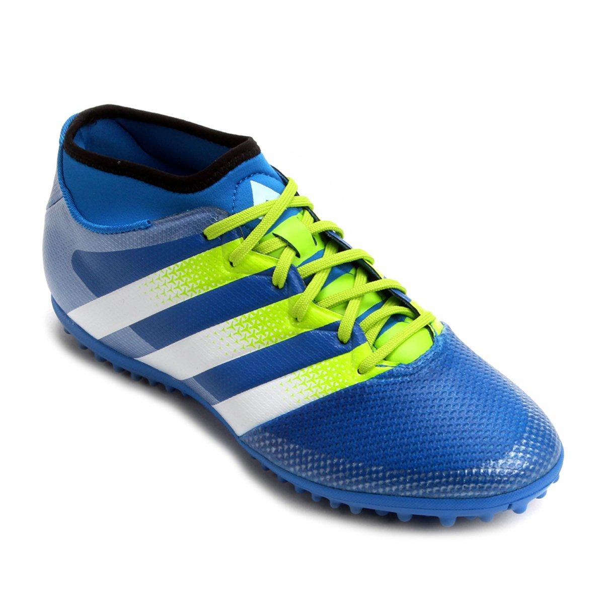 Chuteira Society Adidas Ace 16.3 Primemesh TF Masculina - Compre ... db292a528e0e8