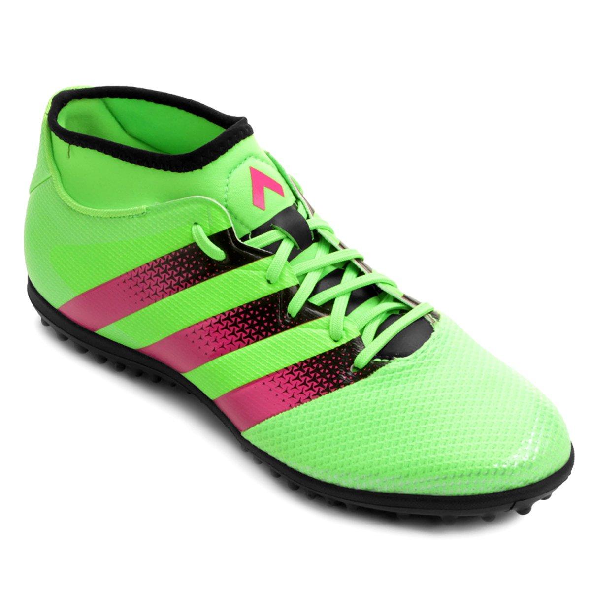 Chuteira Society Adidas Ace 16.3 Primemesh TF Masculina - Compre ... ef057402d7d37
