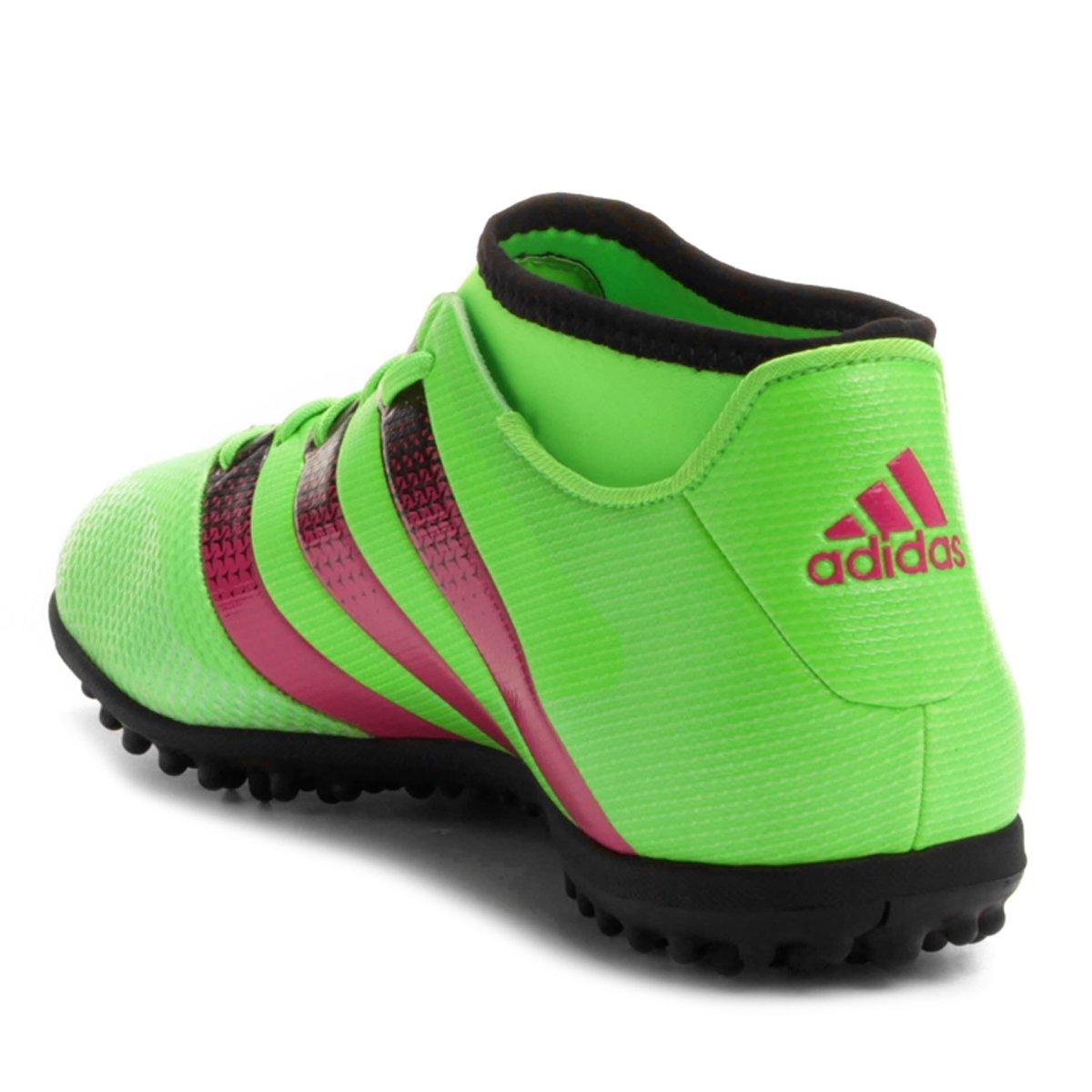 4b67a16c05 Chuteira Society Adidas Ace 16.3 Primemesh TF Masculina - Compre ...