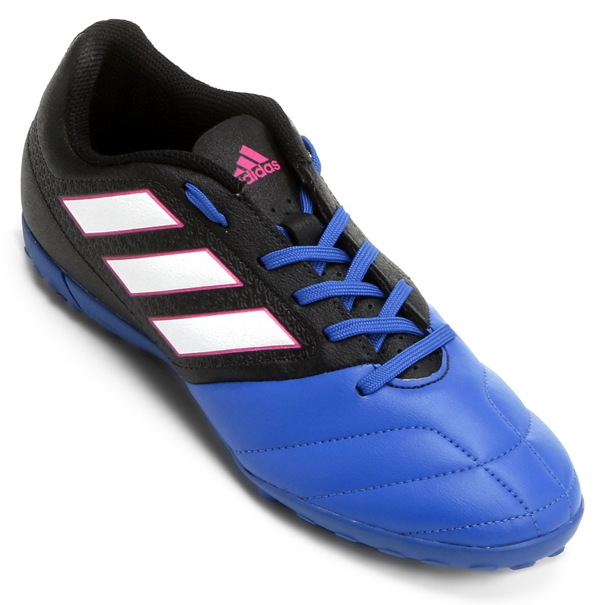 TF Adidas Preto 17 Chuteira Society 4 Azul e Ace Masculina SZFq4ZwyXR