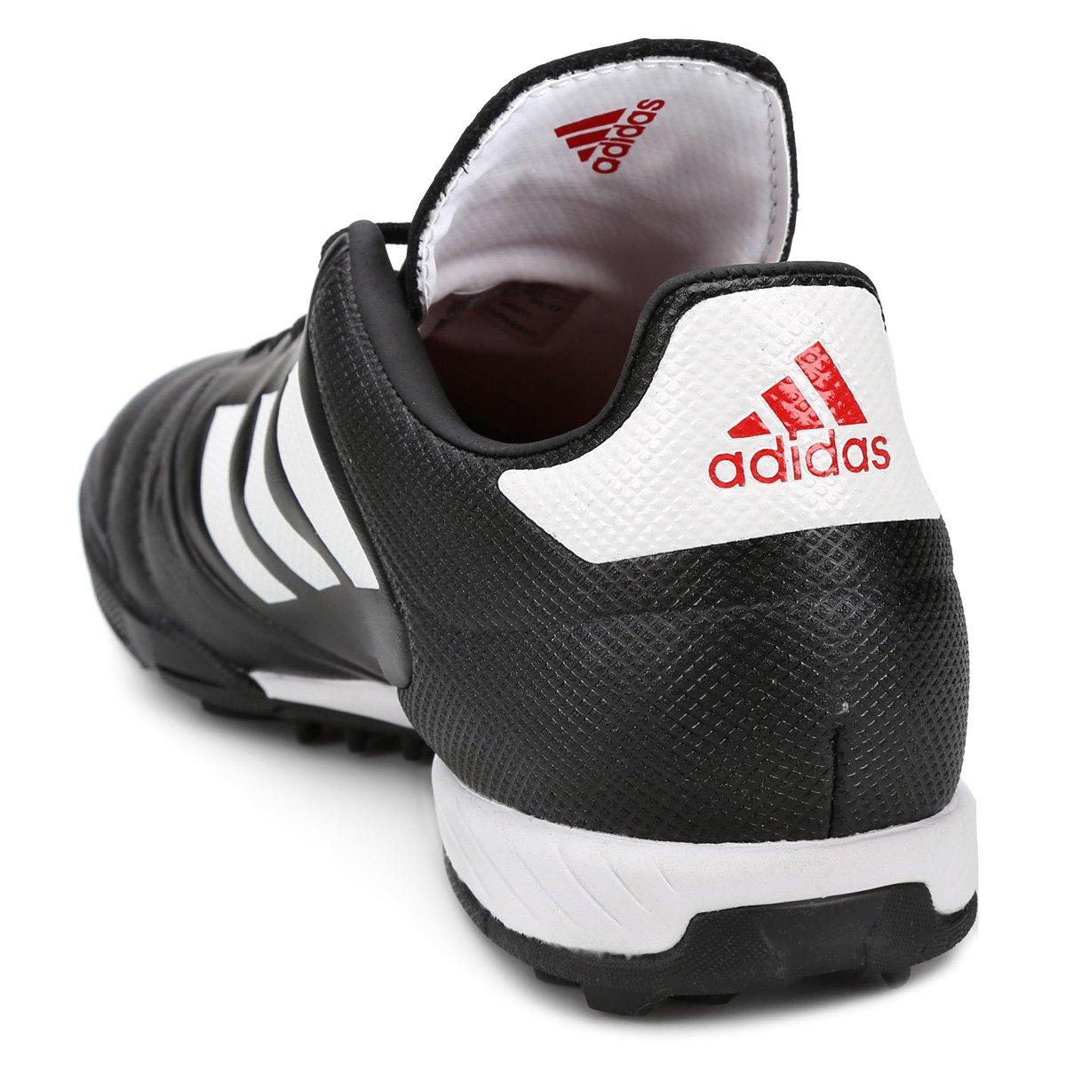 eda5121314 Chuteira Society Adidas Copa 17.3 TF - Preto e Branco - Compre Agora ...