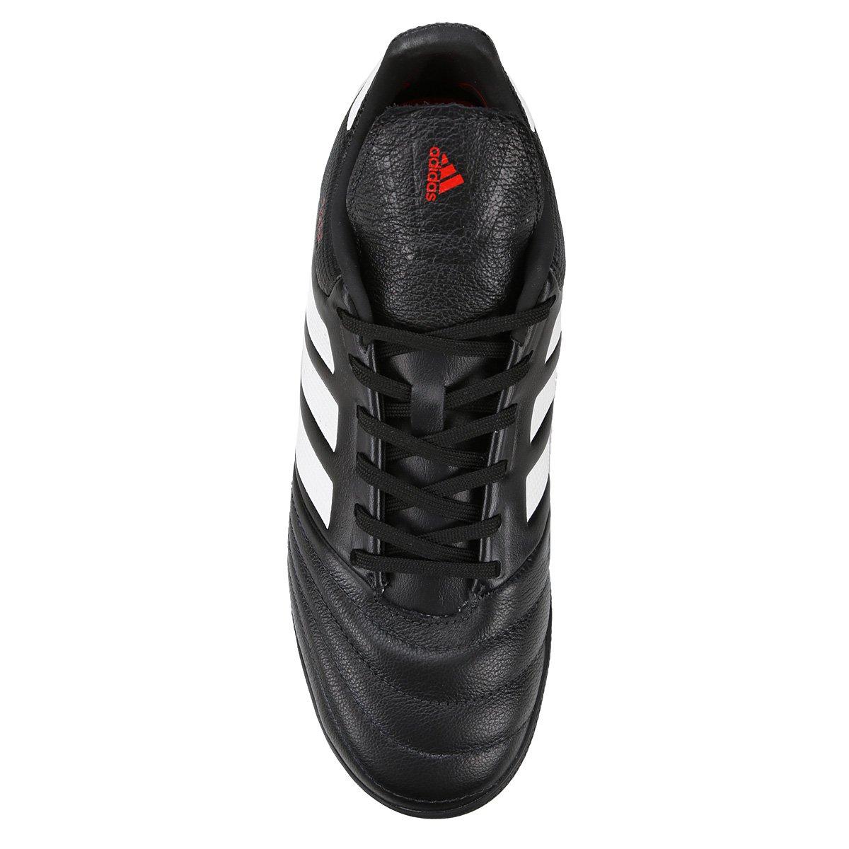 4adea70df3 Chuteira Society Adidas Copa 17.3 TF - Preto e Branco - Compre Agora ...