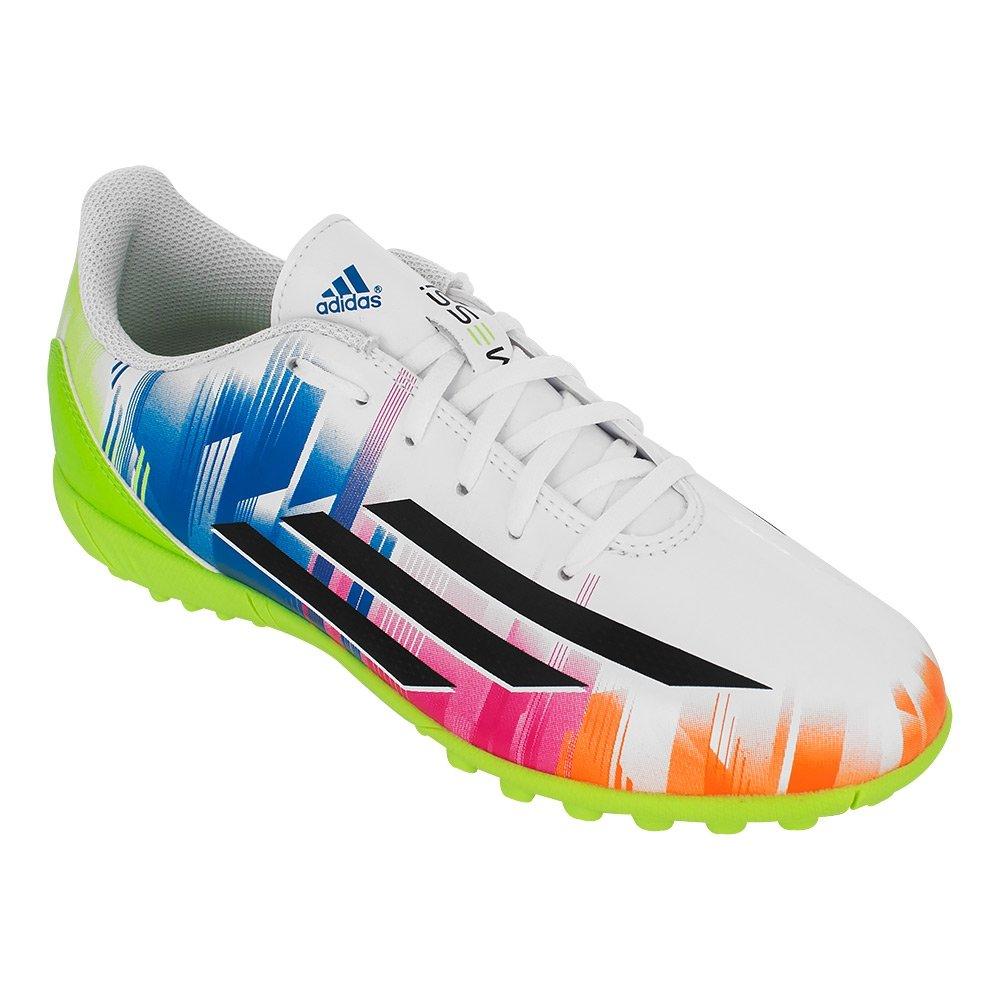 0f1851a543 Chuteira Society Adidas F5 Trx J Messi - Compre Agora