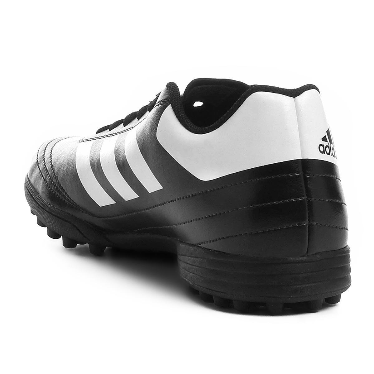 Chuteira Society Adidas Goletto 6 TF - Preto - Compre Agora  088633b65f6e2