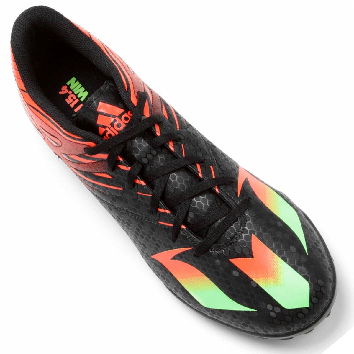 Chuteira Society Adidas Messi 15.4 TF Masculina - Compre Agora ... b478f01267fa8