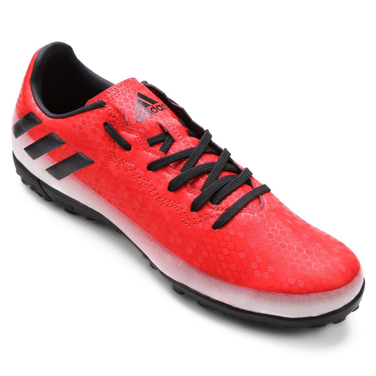 Chuteira Society Adidas Messi 16 4 TF Masculina - Compre Agora ... c90ea1a243c16