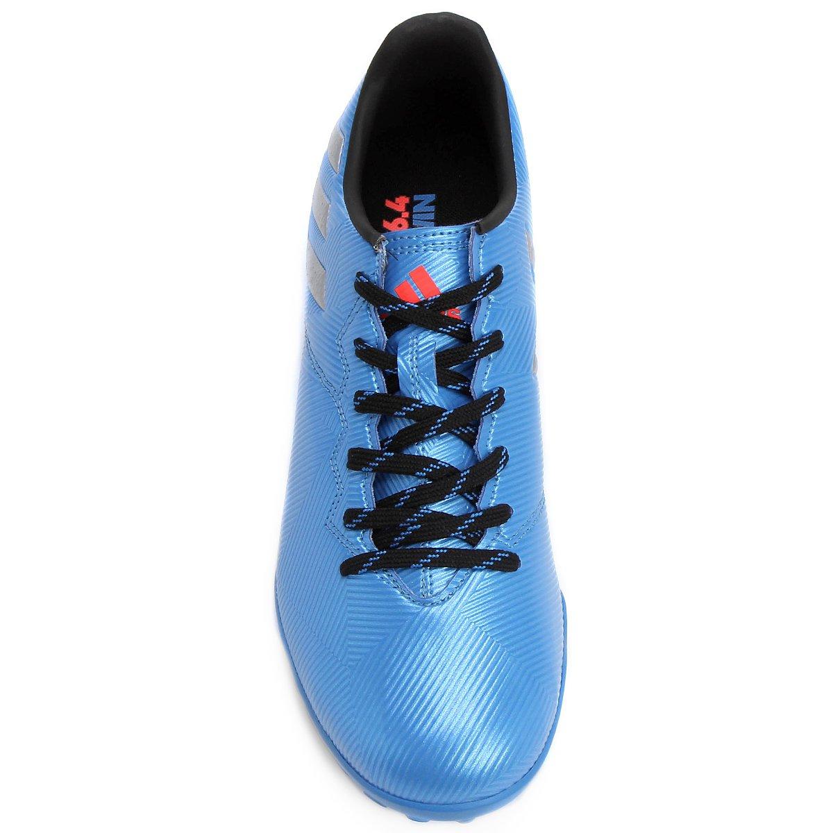 6d3ea37d12 Chuteira Society Adidas Messi 16 4 TF Masculina - Compre Agora ...