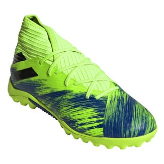 Chuteira Society Adidas Nemeziz 19 3 TF