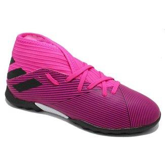 Chuteira Society Adidas Nemeziz 19.3 TF Júnior
