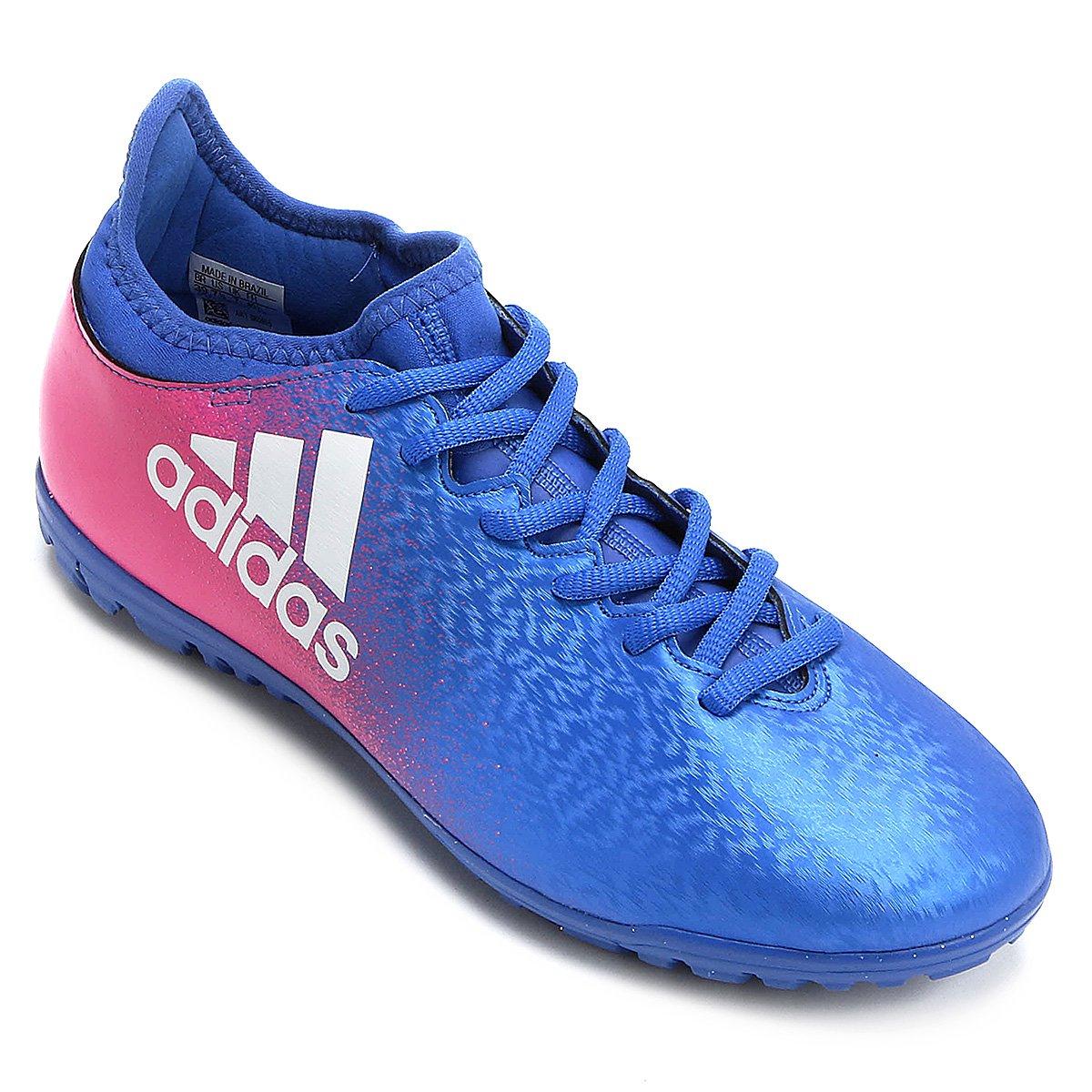 cheap for discount 33edb 660e9 Chuteira Society Adidas X 16 3 TF - Compre Agora   Netshoes