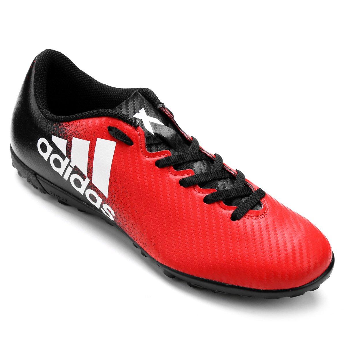 cd47a5176ad Chuteira Society Adidas X 16 4 TF Masculina - Compre Agora