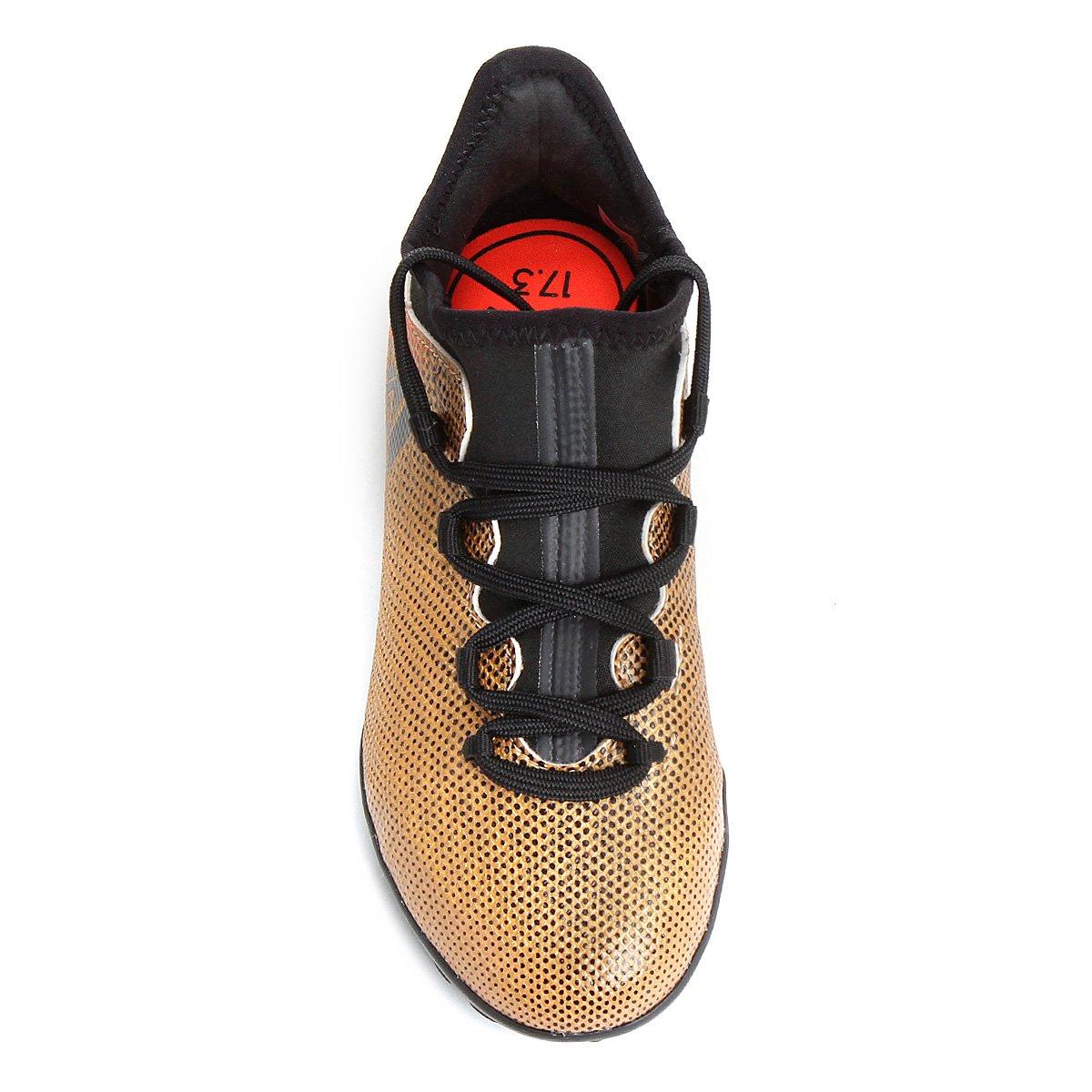 bbeec5f497 Chuteira Society Adidas X 17 3 TF Infantil - Compre Agora