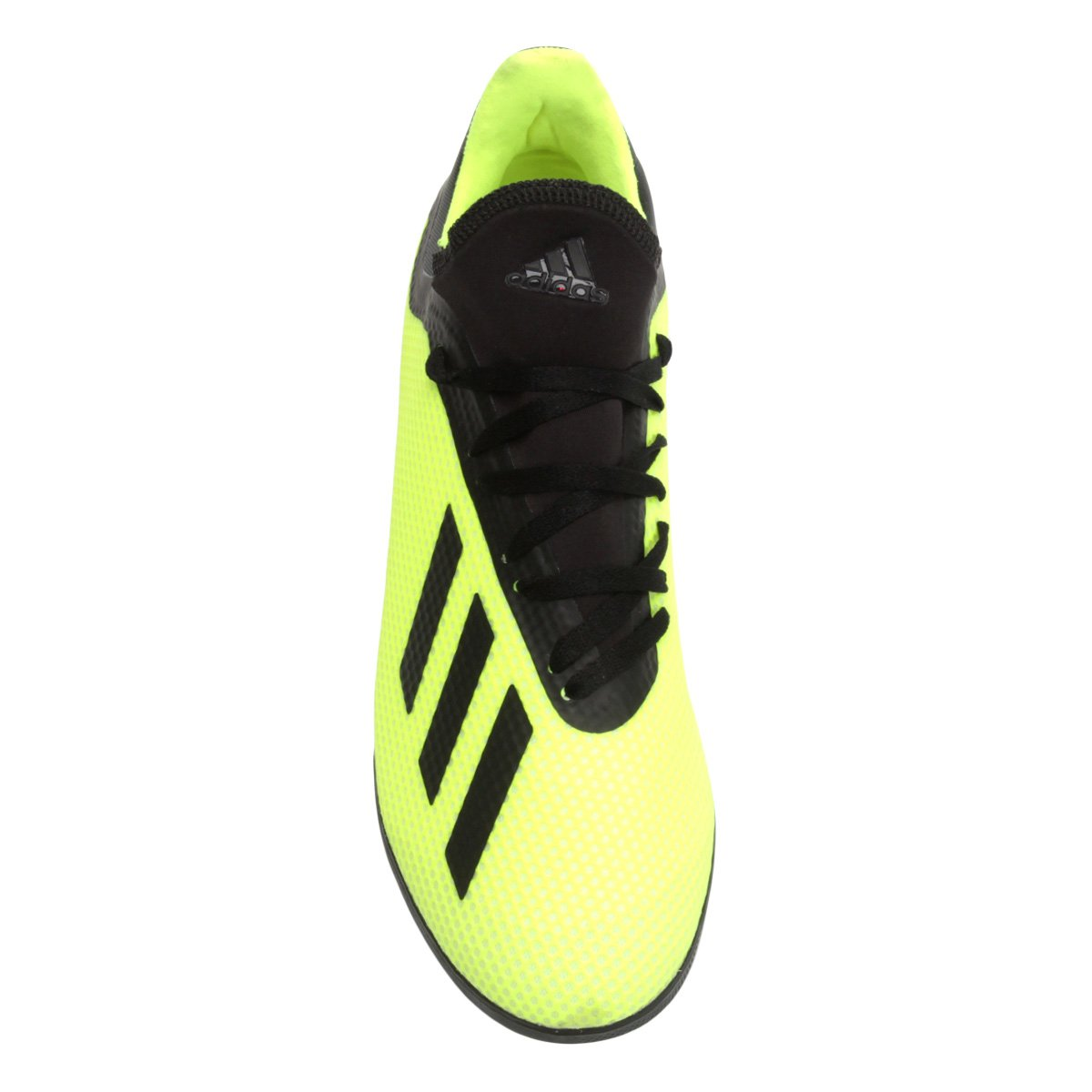 Chuteira Society Adidas X Tango 18 3 TF - Amarelo e Preto - Compre ... c2b20d62cab80