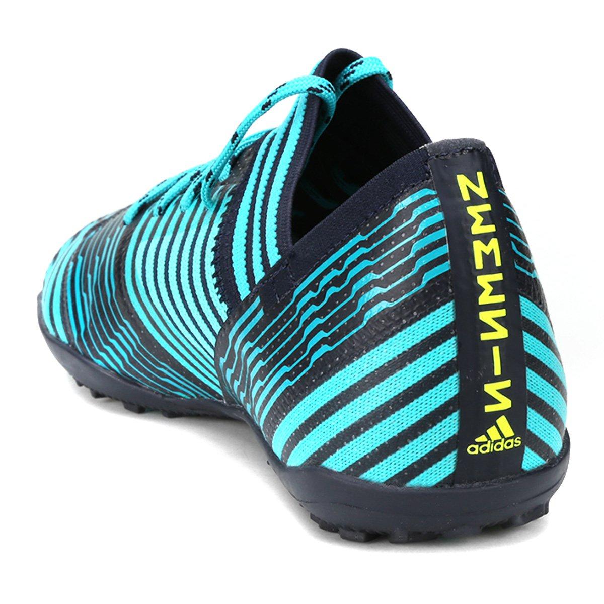 Chuteira Society Infantil Adidas Nemeziz 17.3 TF - Compre Agora ... d734b67ceaac5