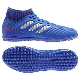 Chuteira Society Infantil Adidas Predator 19 3 TF