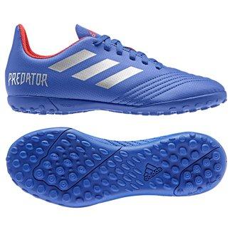 Chuteira Society Infantil Adidas Predator 19 4 TF