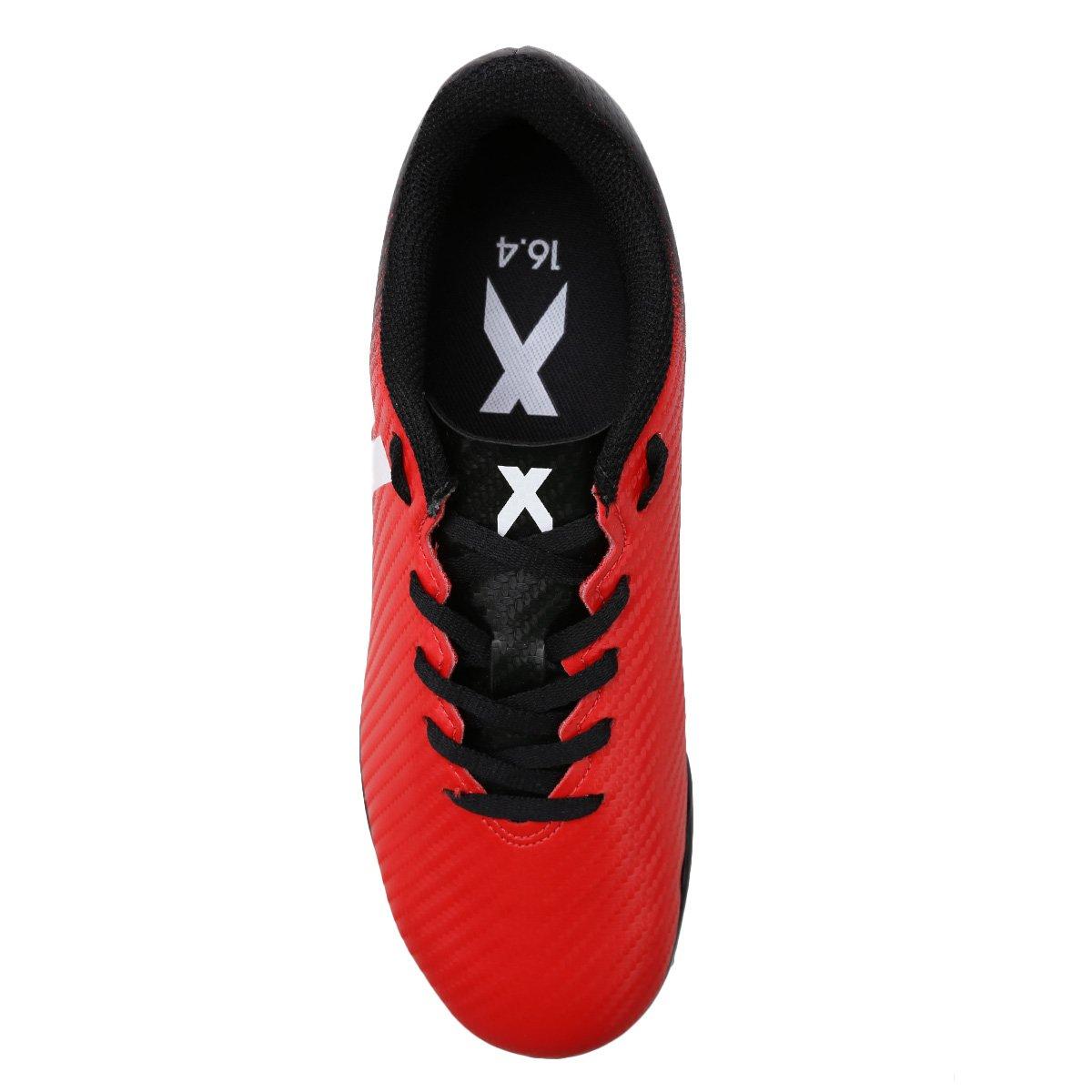 620f9e25aa Chuteira Society Infantil Adidas X 16.4 TF - Compre Agora
