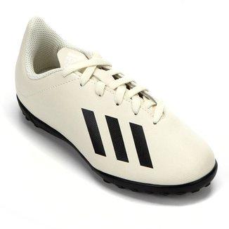 Chuteira Society Infantil Adidas X Tango 18 4 TF