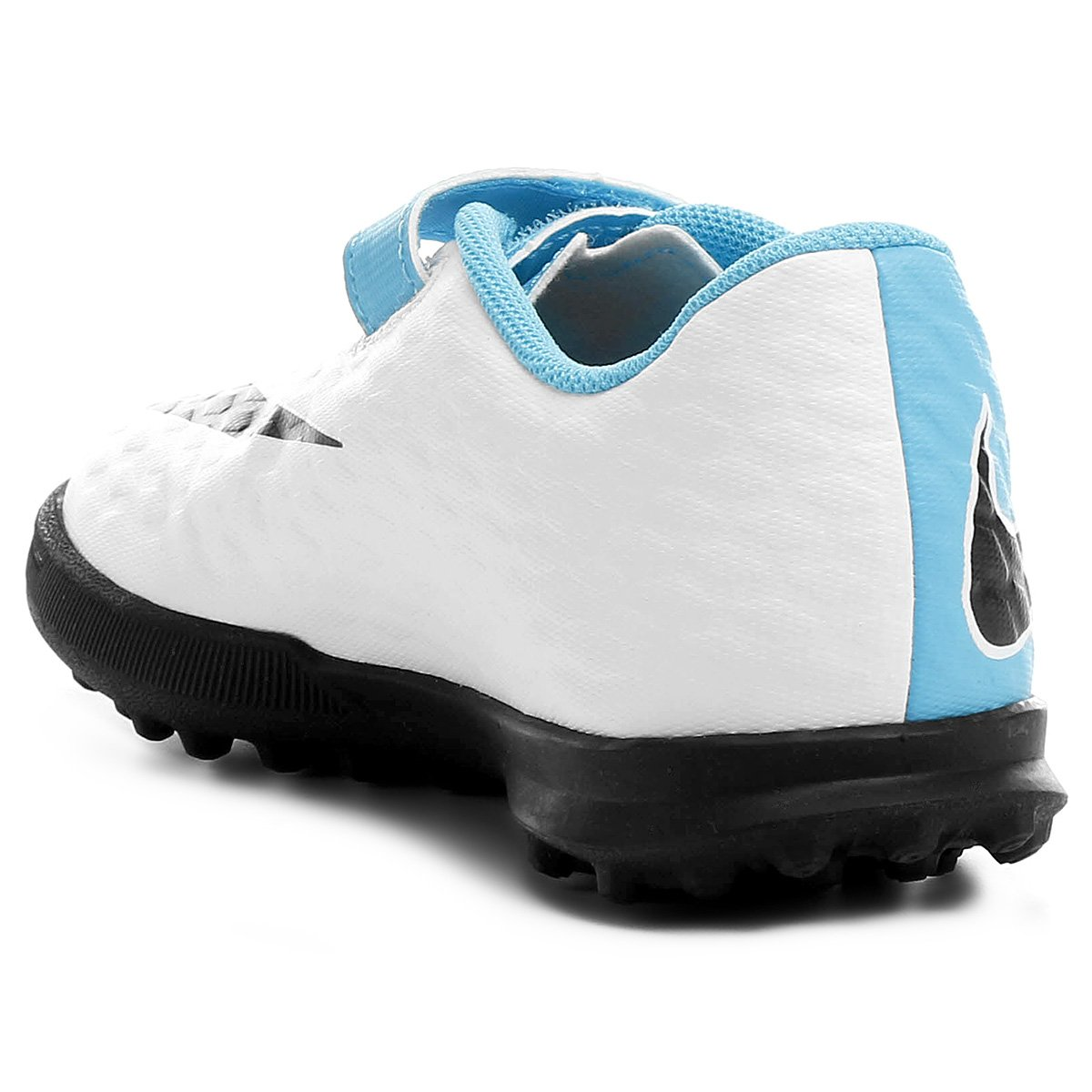 Chuteira Society Infantil Nike Hypervenom Phade 3 (V) TF - Compre ... 06c9cd9ce441d