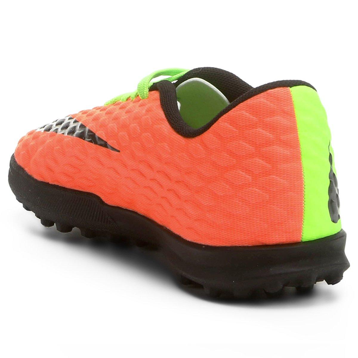 cb17a7b1f9 Chuteira Society Infantil Nike Hypervenom Phade 3 TF - Compre Agora ...