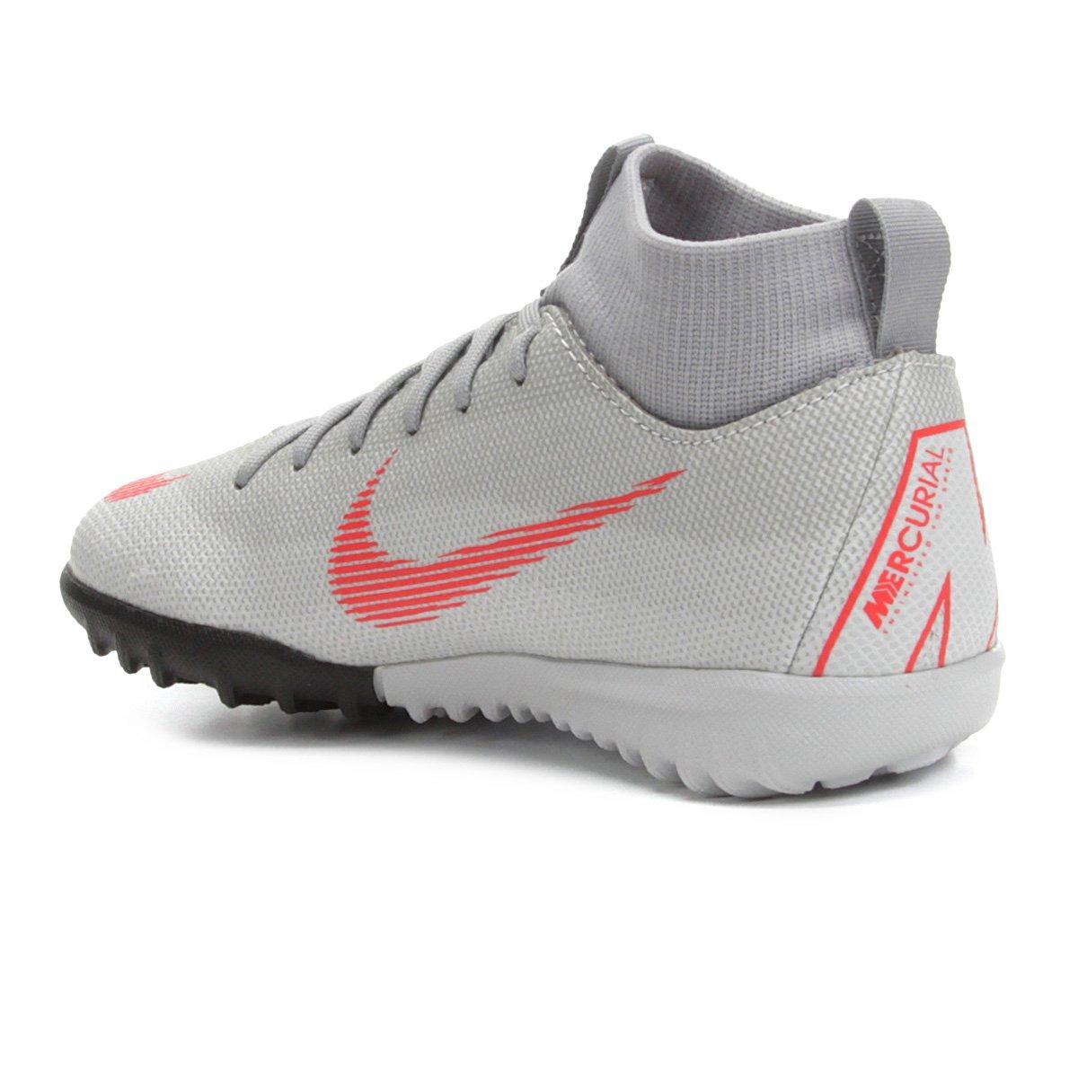 31fe3779e1 ... Chuteira Society Infantil Nike Mercurial Superfly 6 Academy GS TF ...