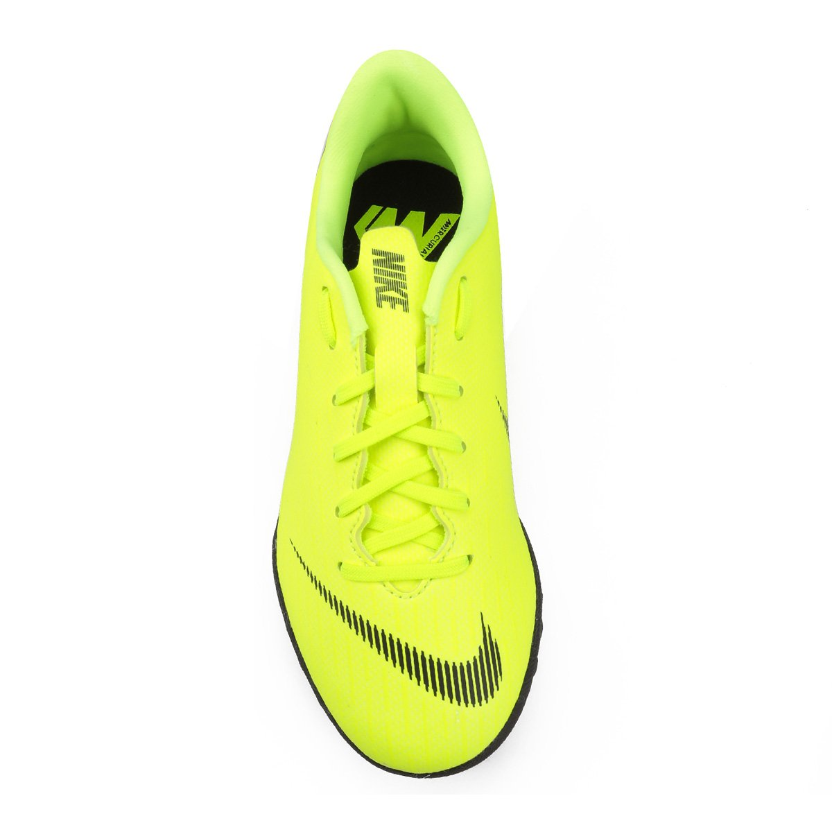 66a1254768 ... Chuteira Society Infantil Nike Mercurial Vapor 12 Academy GS TF ...