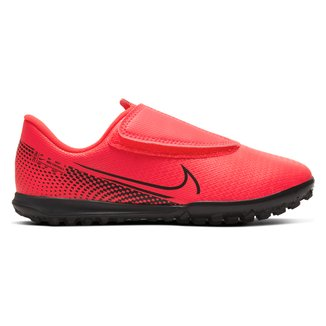 Chuteira Society Infantil Nike Mercurial Vapor 13 Club PS TF